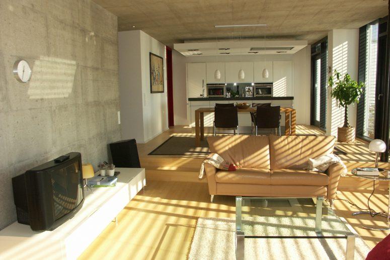 CompConsult Pastor Architekten GmbH Interior Haus 1